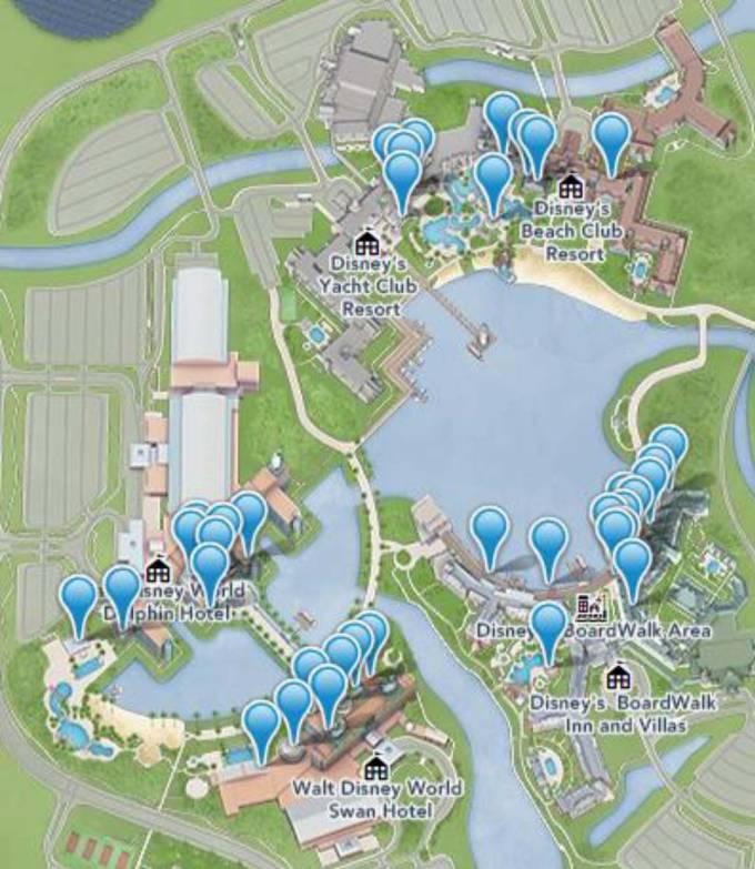 Disney Eateries